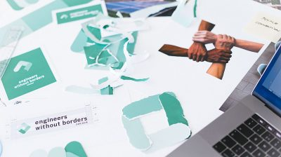 ALTEN is behind Engineers Without Borders new visual identity