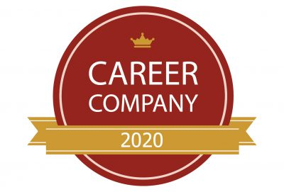 "ALTEN is awarded as ""Career Company 2020"""
