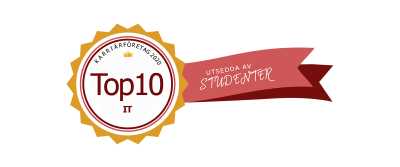 ALTEN is in top 10 when students voted for the most attractive and exciting employer within IT!