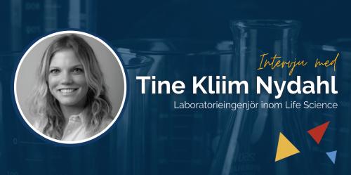 Intervju med Tine Kliim Nydahl – Laboratorieingenjören som bytte Danmark mot Göteborg